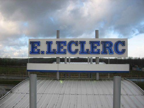 Enseigne E.leclerc