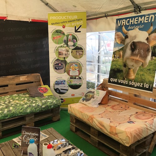roll up stand foire hazebrouck