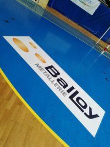 impression stickers au sol salle de sport hazebrouck