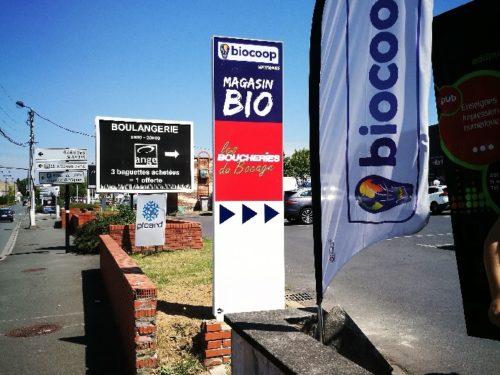 Totem Biocoop