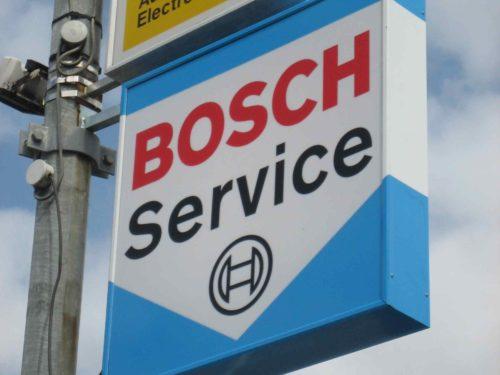 Caisson bosch service