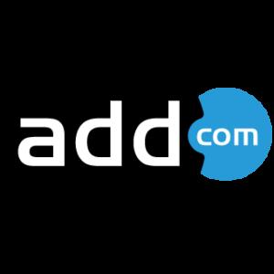 add com identité visuelle et site internet