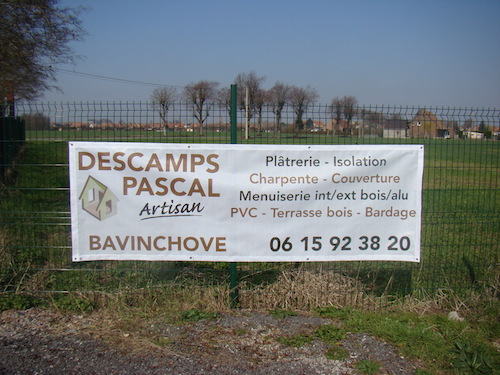 Bâches Descamps Pascal Artisan