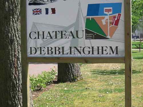 Bimât château d'Eblinghem