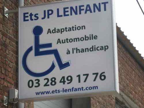 Caisson Ets JP LENFANT