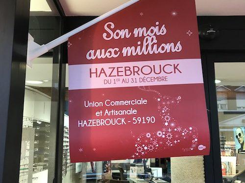 Drapeau Hazebrouck