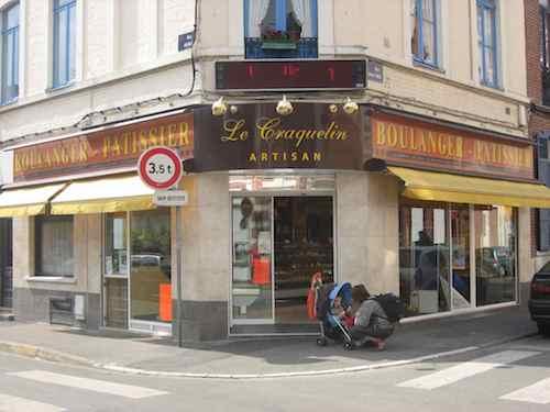 Enseigne Boulanger