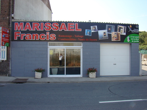 Enseigne Marissael Francis