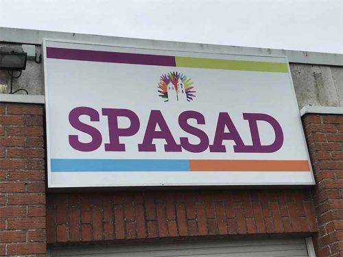 Enseigne Spasad