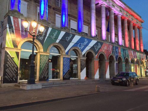 Façade hôtel de ville Hazebrouck