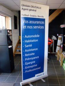 impression roll-up assurance