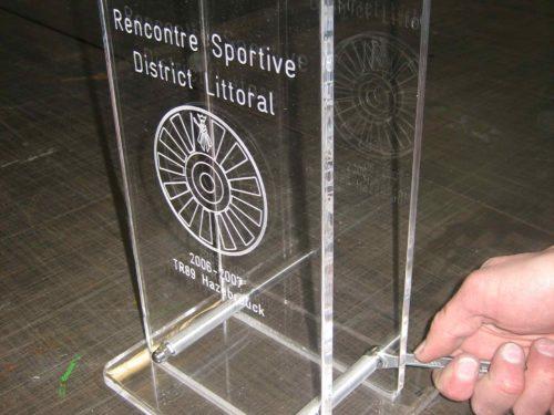 Trophée sportif district