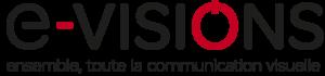 logo e-vision