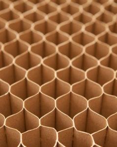 impression sur nid d abeille