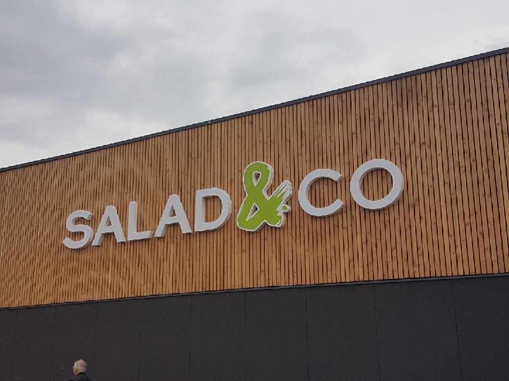 enseigne salade&co