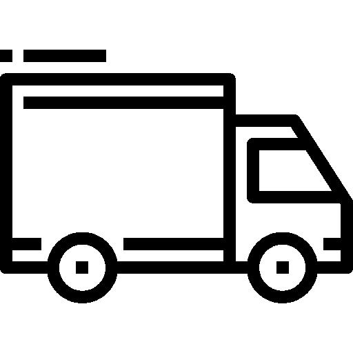 pictogramme livraison enseigne publicitaire