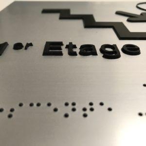 Braille pour PMR