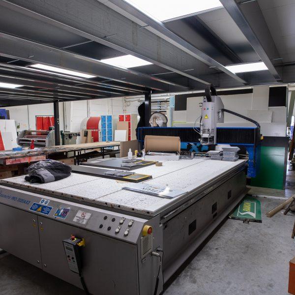 machine de gravure add pub